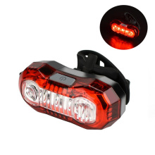 Deemount Rear Bike light Taillight Safety Warning  Bicycle Light Tail Lamp Cycling