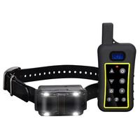 100% Waterproof and Rechargeable Dog Shock Collar 2000m Remote Dog Training Collar with Beep/Vibra/Shock Electric E collar