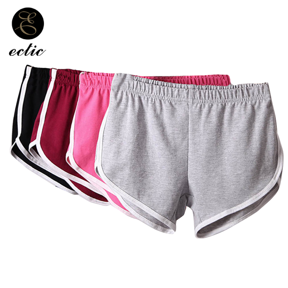 Pretty Little Thing Szorty Damskie Home   Shorts   Women Summer Yogapants Sport   Shorts   3xl Crochet Stretch Elastic Waist Mini   Short