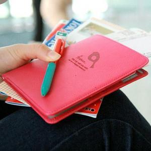 Passport bag documents bag short design multifunctional travel passport holder passport cover font b wallet b