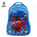 5D Pupils Backpack Big Hero Children School Bag for Boy Cartoon Schoolbag Student School Backpack Kid Mochila Infantil
