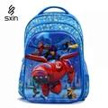 5D Pupils Backpack Big Hero Children School Bag for Boy Cartoon Schoolbag Student School Backpack Kid Mochila Infantil