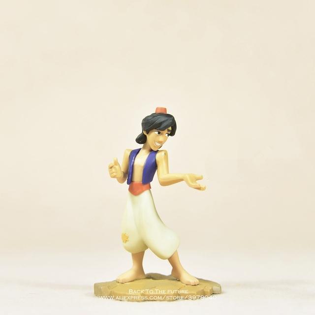 Disney Aladdin Jasmine Princess Action Figure 9cm