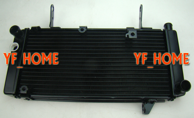 Мотоцикл радиатор охлаждения радиатора сборка запасной Запчасти для SUZUKI SV1000 SV1000S 2003 2008 ЧПУ Мотоцикл аксессуары