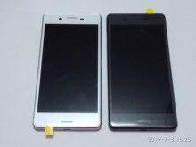 Dla Sony Xperia X wydajność F5121 F5122 F8131 F8132 XP ekran dotykowy Digitizer czujnik + wyświetlacz LCD rama montażu modułu monitora