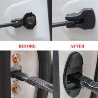 Door Lock Check Arm Cap Cover Door Stopper Cover For Nissan X Trail T32 Rogue Qashqai