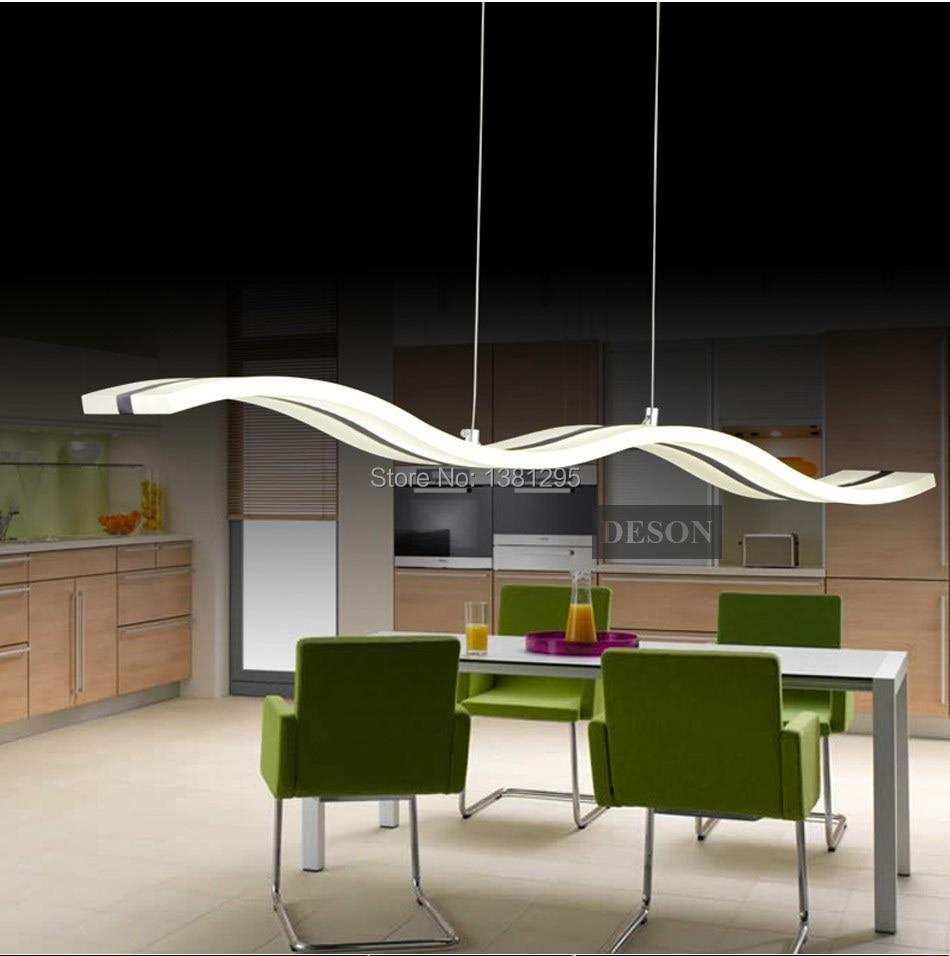 s shape details_09 - Dining Table Lights