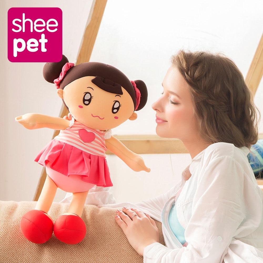 веселые девчонки и их игрушки