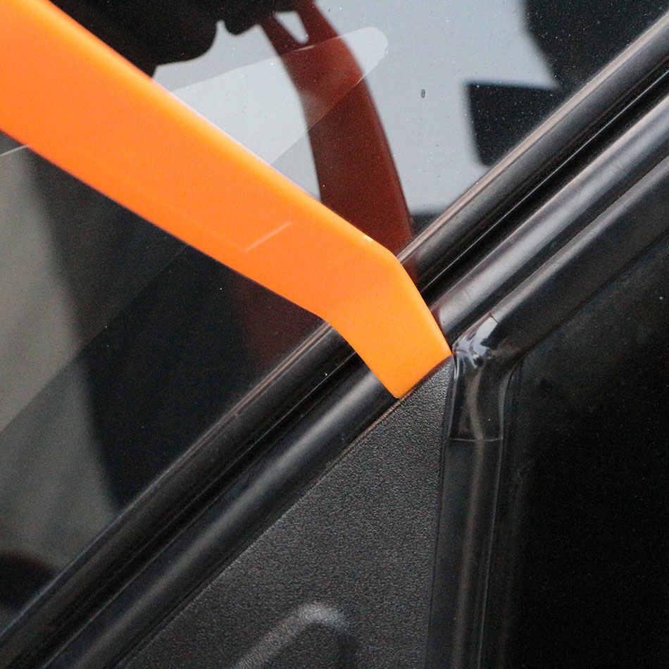 Auto Mobil Radio Pintu Klip Panel Trim Dash Alat untuk Renault Sport Hyundai Ix35 Subaru Impreza Renault Clio 4 Lalu Lintas opel Corsa D
