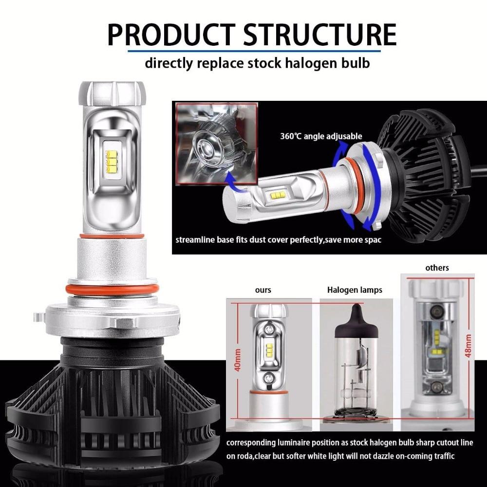 2x Fits Nissan Micra K11 Osram Ultra Life High//Low Beam Headlight Bulbs Pair