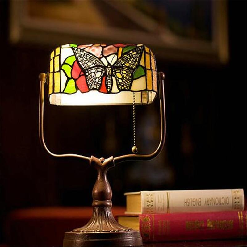 Online Kaufen Grohandel tiffany schmetterling lampe aus