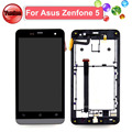 100% Warranty For Asus Zenfone 5 LCD Display Touch Screen Digitizer with Frame Assembly -For Zenfone 5 A500CG A500KL A501CG