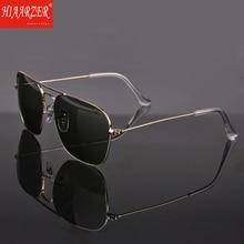 High Quality Square Metal Polarized Sunglasses Men Women Vintage Retro Luxury Brand 3136 Sun Glasses Male Oculos De Sol With Box стоимость