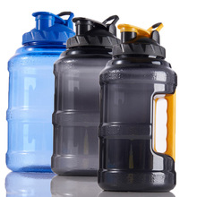 2.5L Wide Mouth Sport Drinkng Water Bottle Sports Large Capa