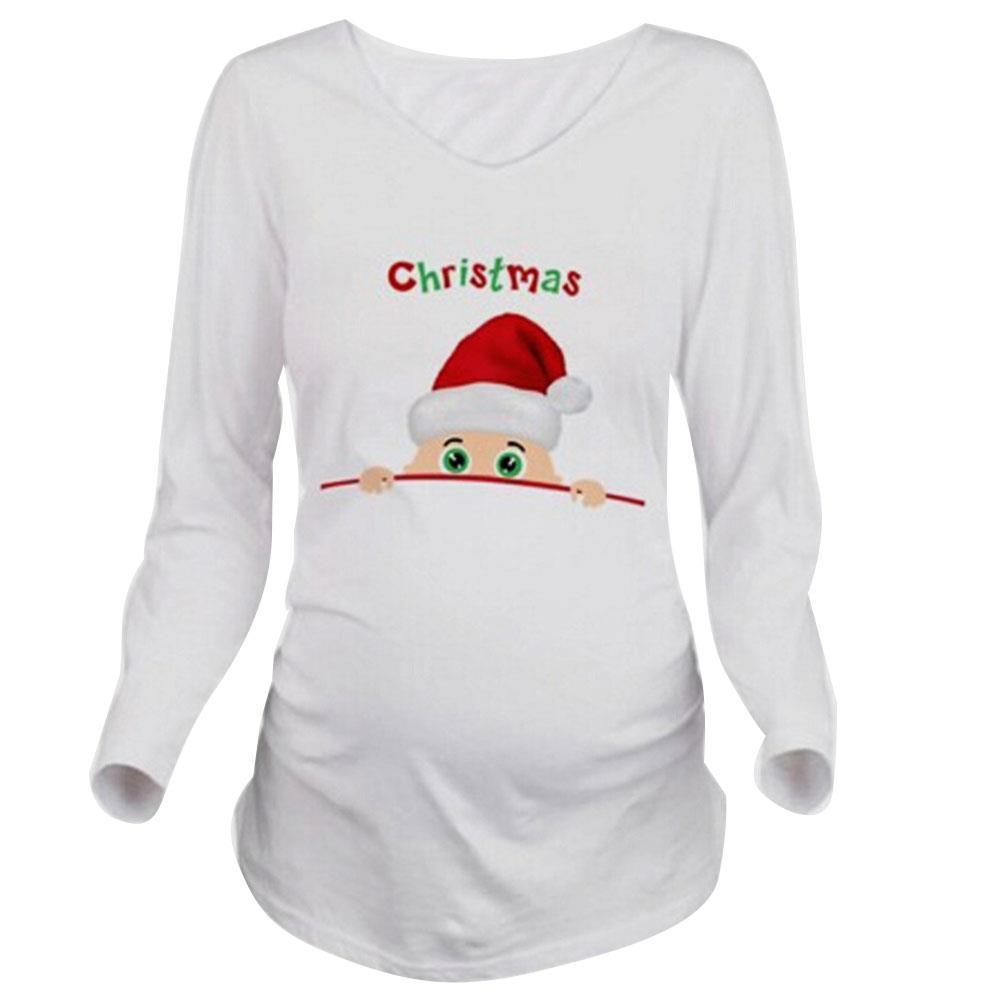 Pregnant Women Top T-Shirt Clot