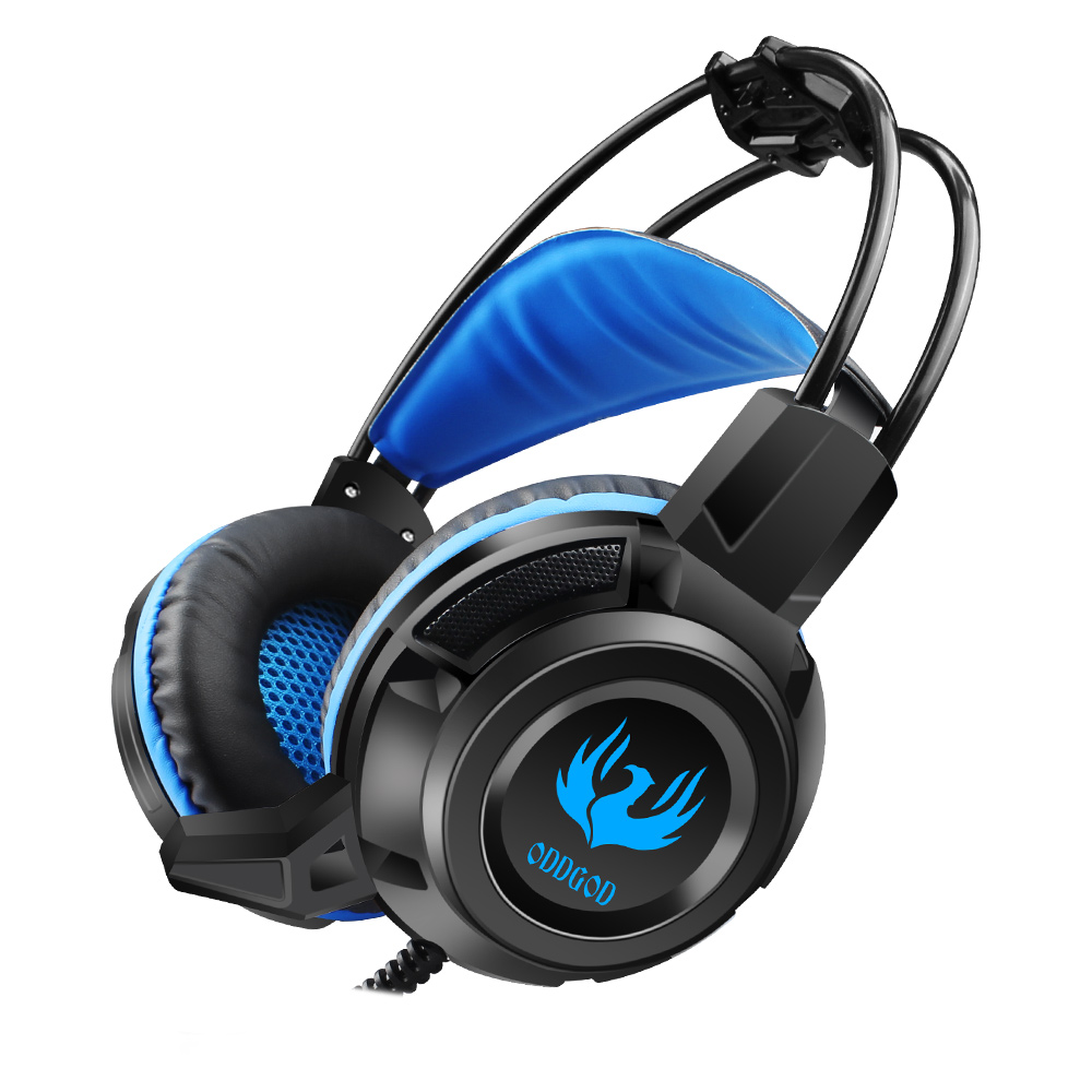 G3 Professional Game Headphone Gaming Headset With HD Mic 3D Stereo Sound Headpiece For Tablet/PC/Mobile/Computer Wired Earphone