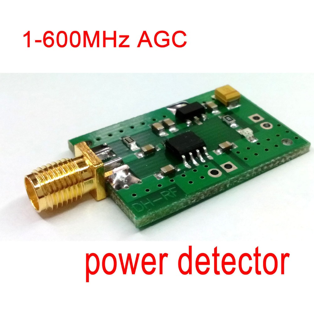 1 600mhz Agc Alc Rf Power Meter Logarithmic Detector Circuit Amplifier In Integrated Circuits From Electronic Components Supplies On