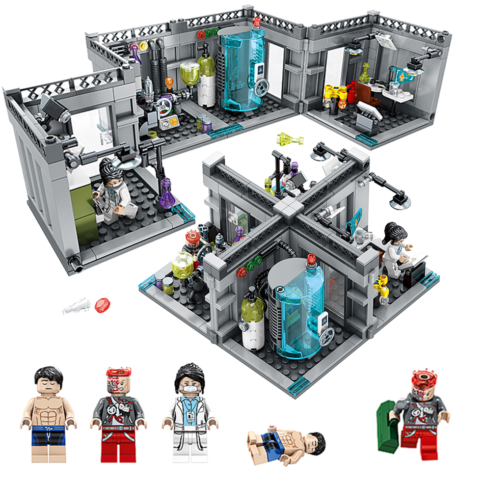 City Police Biochemical Lab Series Building Blocks Toys Compatible Legoe City Technic Classic Figures Bricks Toys For Children technic 2 in 1 rally car lepin building blocks set bricks city classic model kids toys for children gift compatible legoe