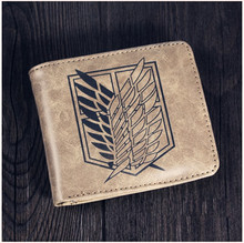 Attack on Titan Card Holder Wallet
