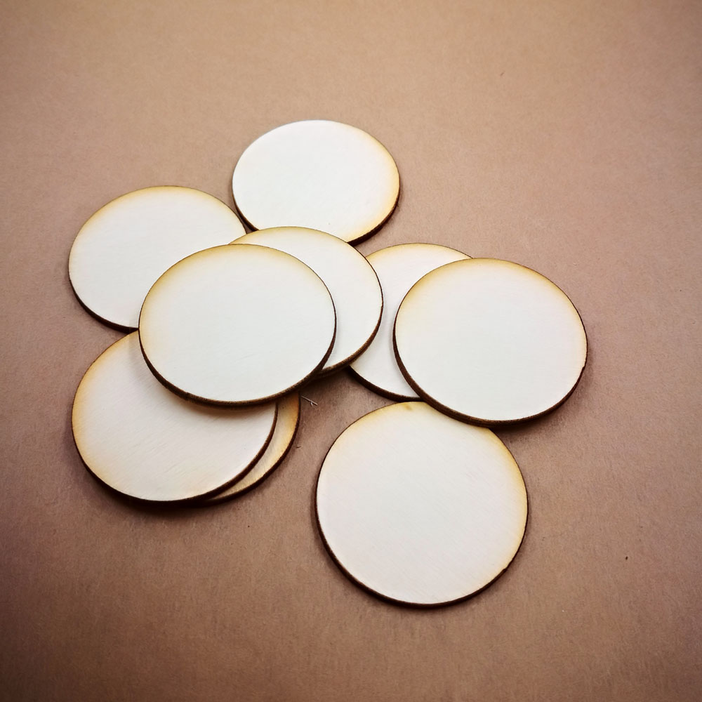 Wooden circles for crafts - Wooden Circles Crafts