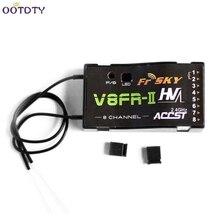 FrSky V8FR II 2 4G 8CH Receiver HV Version for Multi Rotor Parts Fr Sky ACCST