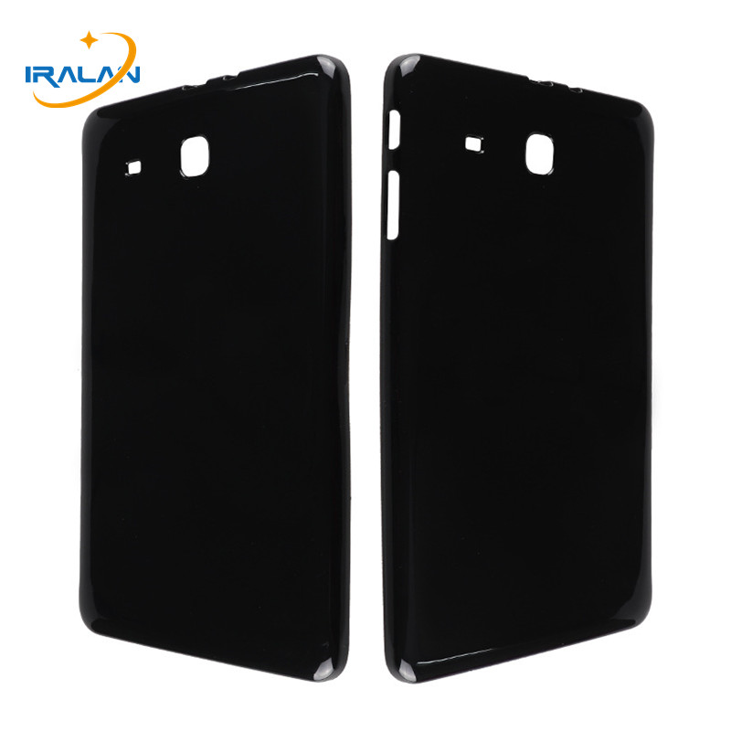 purchase cheap f7b80 6969e Hot Ultra-Thin Waterproof Silicone TPU Back Case Cover For Samsung Galaxy  Tab E 9.6 T560 T561 Tablet Shockproof Cover+Stylus