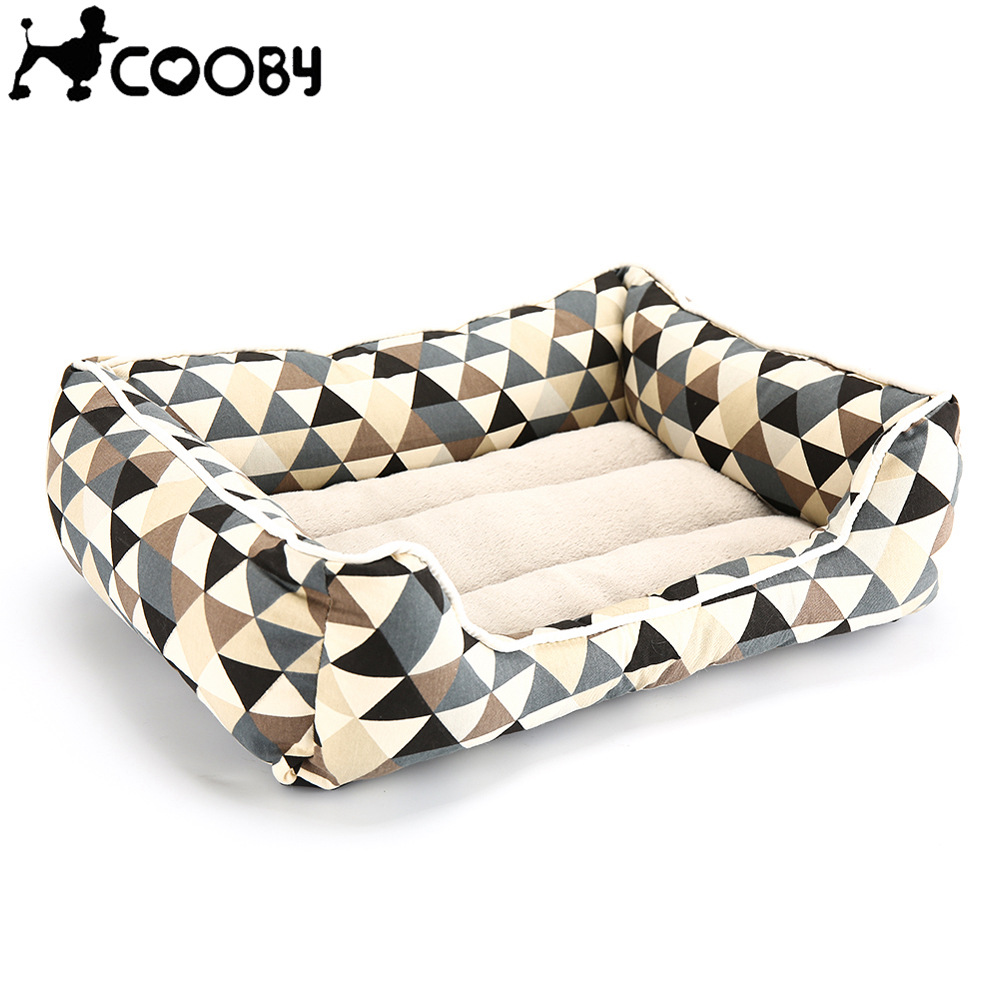 Cotton Pet Dog Beds Kennels Sofa For Big Large Small Dogs