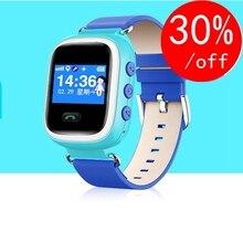 Nette smartwatch für kinder auf handgelenk mit GPS Tracker für Kind sichere Anti Verloren finder Locator Gerät baby geschenk PK q50 q80 Qf0