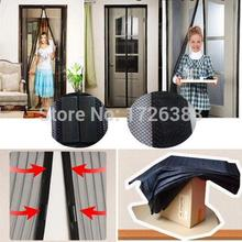 Hot Selling Black Door Mosquito Curtain Insect Fly Bug Mosquito Door Net Netting Mesh Screen Family & Popular Door Net-Buy Cheap Door Net lots from China Door Net ... Pezcame.Com