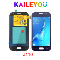 5Pcs/lot LCD For Samsung Galaxy J1 Ace J110 LCD Display Touch Screen Digitizer Assembly Free Shipping High Quality