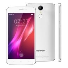 Doogee HOMTOM HT27 5.5 дюймов 3 г 1 г + 8 г смартфон Android 6.0 MTK6580 4 ядра 1.3 ГГц 5MP + 8MP Cam отпечатков пальцев Сенсор BT 4.0 мобильный телефон