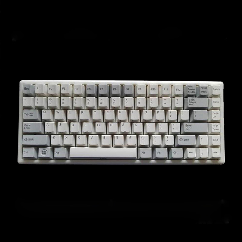Fast Free shipping Plum Wired Non Backlit Edition 66 75 84 87 108 35g 45g Realforce