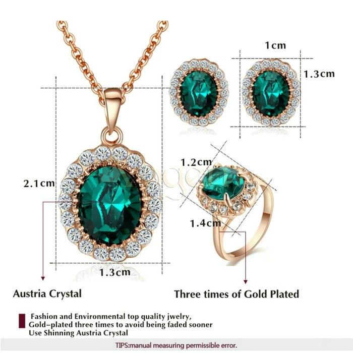 Jewelry Set413R7-11