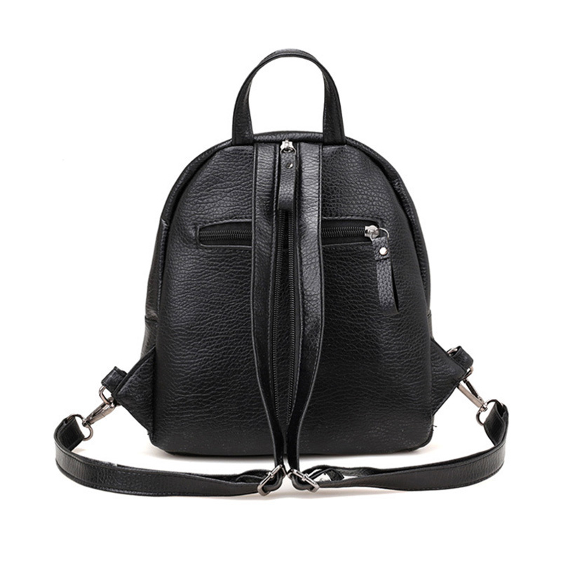 FLYING BIRDS mini Mochila women backpack leather backpacks teenage girl school  bags female travel bag high quality designer bag-in Backpacks from Luggage  ... 4932dac1472c7