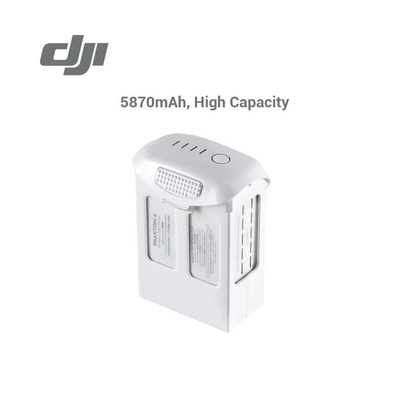 Prix pour Livraison gratuite en stock d'origine DJI Phantom 4 pro batterie 5870 mAh Haute Capacité Intelligente Vol Batterie