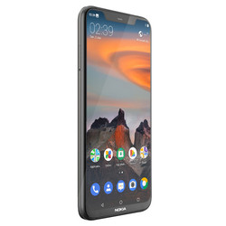NOKIA X7 TA-1131 6GB RAM 64GB ROM Snapdragon 710 2.2GHz Octa Core 6.18 Inch FHD+ Full Screen Android 8.1 4G LTE Smartphone 4