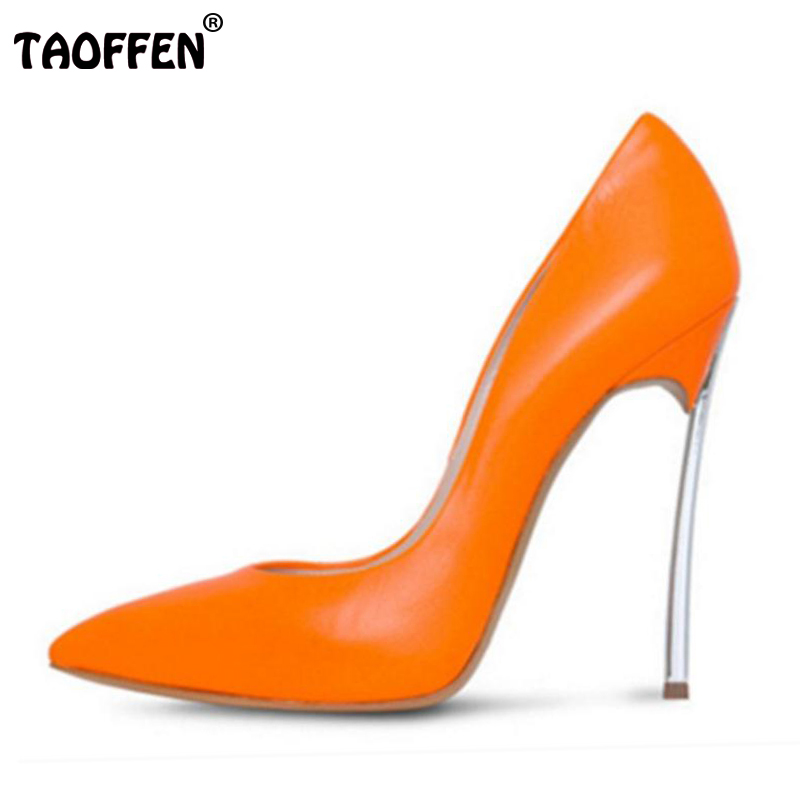 Women Elegant Pointed Toe High Heel Shoes Woman Thin Heel Pumps Brand New Ladies Stiletto Woman Party Wedding Shoes Size 33-43 new 2017 spring summer women shoes pointed toe high quality brand fashion womens flats ladies plus size 41 sweet flock t179