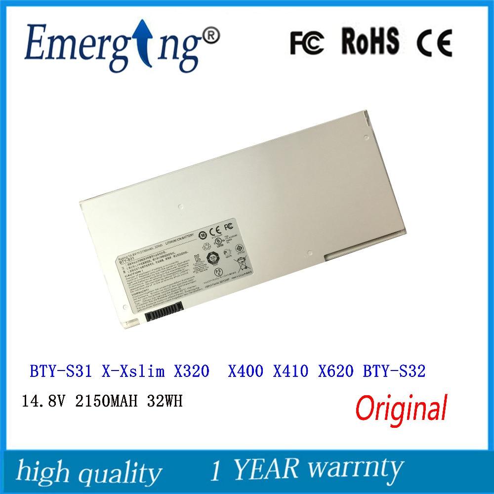 14.8V 32Wh New Laptop Battery For MSI 13