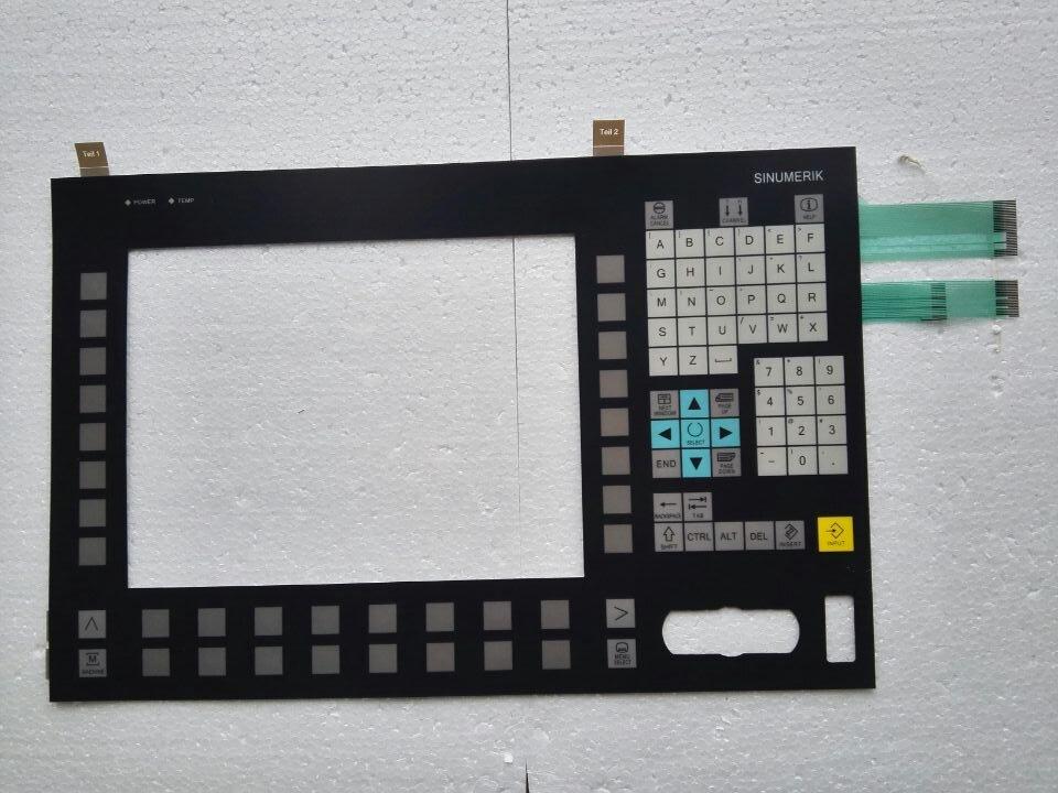 OP012 6FC5203 0AF02 0AA1 6FC5203 0AF02 0AA0 Membrane Keypad for SIMATIC CNC Panel repair do it