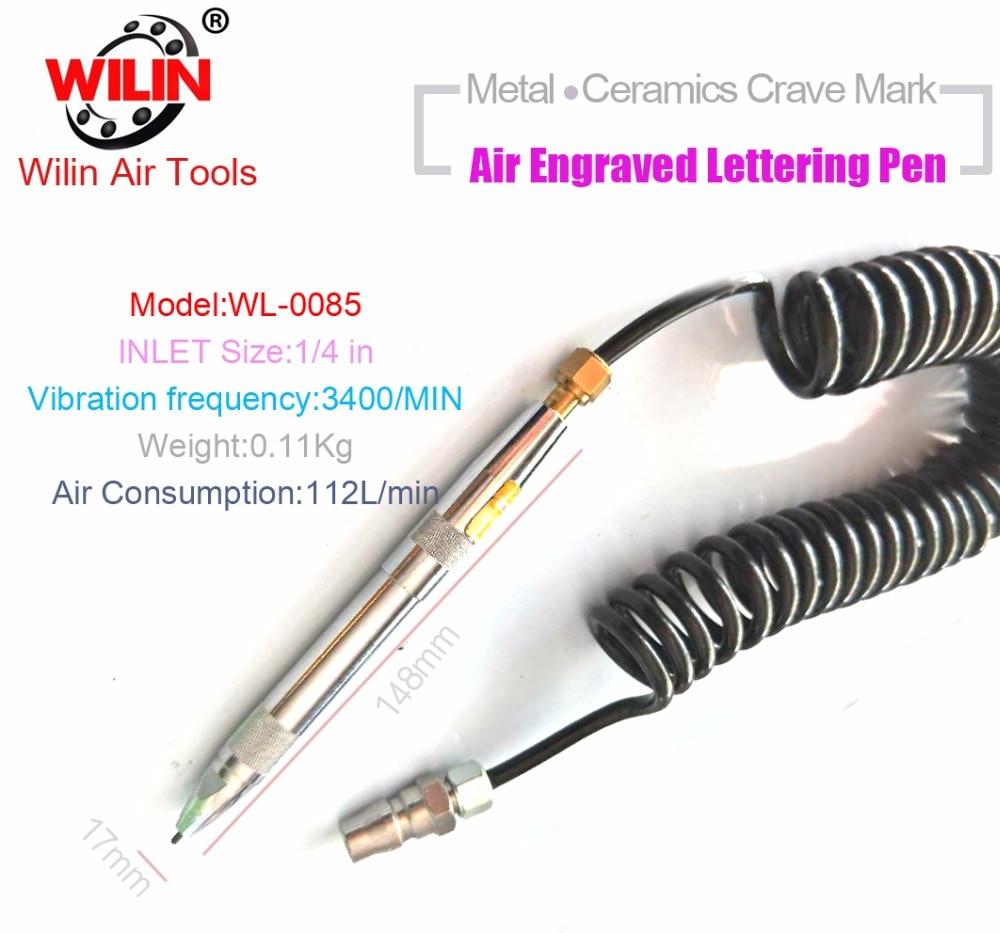 Outils pneumatiques Air outils Micro air meuleuse crayon Air gravé lettrage stylo pour métal céramique Crave marque lettre
