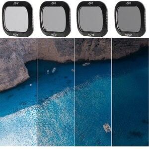Image 2 - ل Mavic 2 برو Drone تصفية الكثافة المحايدة كاميرا مرشحات مجموعة ل DJI Mavic 2 برو ND 4/8 /16/32/64 الزجاج البصري عدسة ترشيح