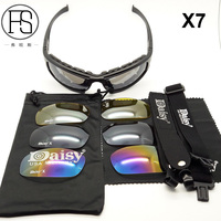Hot Sale Daisy X7 Goggle Sunglasses Hunting Shooting War Games Military Activity Eye Protection Glasses