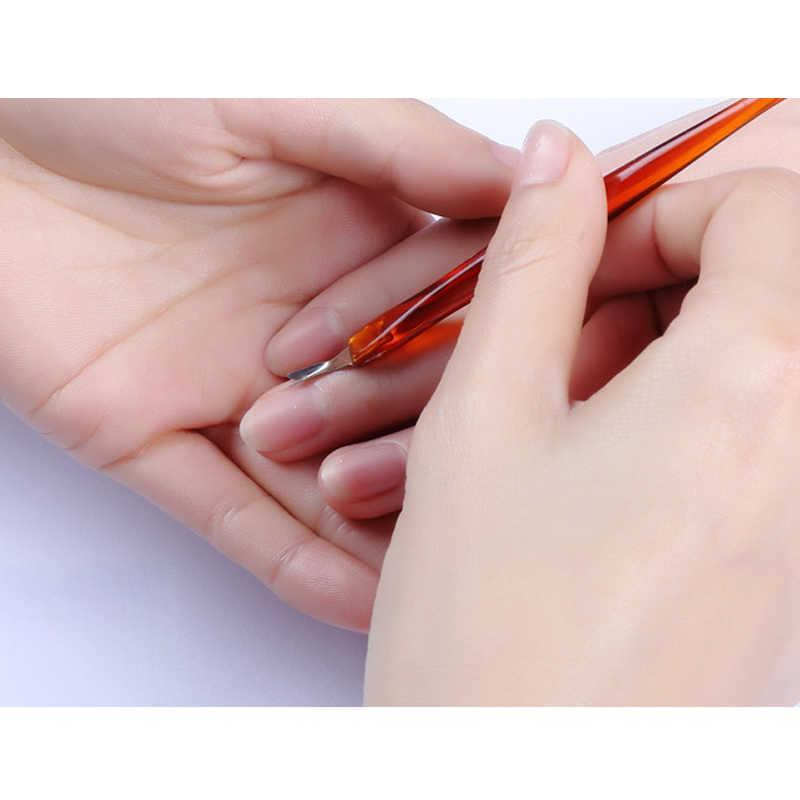 ROHWXY 5 cái/bộ Chết Ngã Ba Móng Tay Nghệ Thuật Cắt Cắt Da Tẩy Làm Móng Tông Đơ Cắt Cắt Podiatry Dụng Cụ Cắt Đẩy