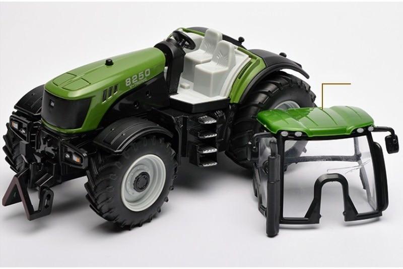 Farm Vehicles Tractor Car Model 37
