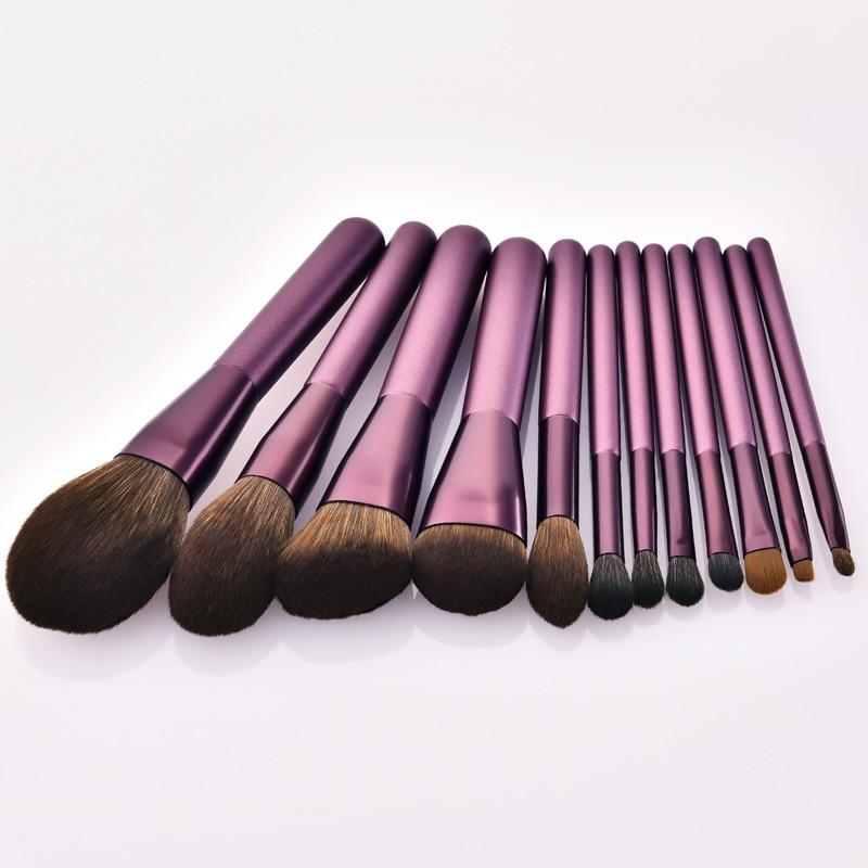 Sinso 12 pçs pincéis de maquiagem profissional