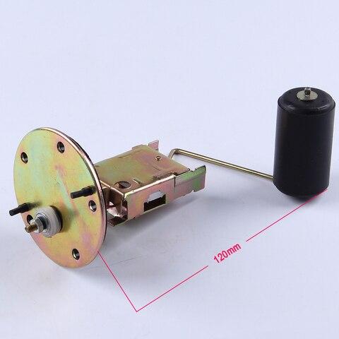 profundidade 120mm sensor de boia de combustivel do grupo gerador diesel gerador universal parte interruptor