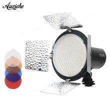 YONGNUO YN216 3200K-5500K LED Video Light Fill light Bi-color Temperture Adjustable LED light for nikon canon Digital camera