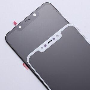 """Image 4 - 100% الأصلي + إطار ل 6.18 """"xiaomi بوكو F1 شاشة الكريستال السائل مجموعة المحولات الرقمية لشاشة تعمل بلمس ل xiaomi mi Pocophone F1 (10 نقطة)"""
