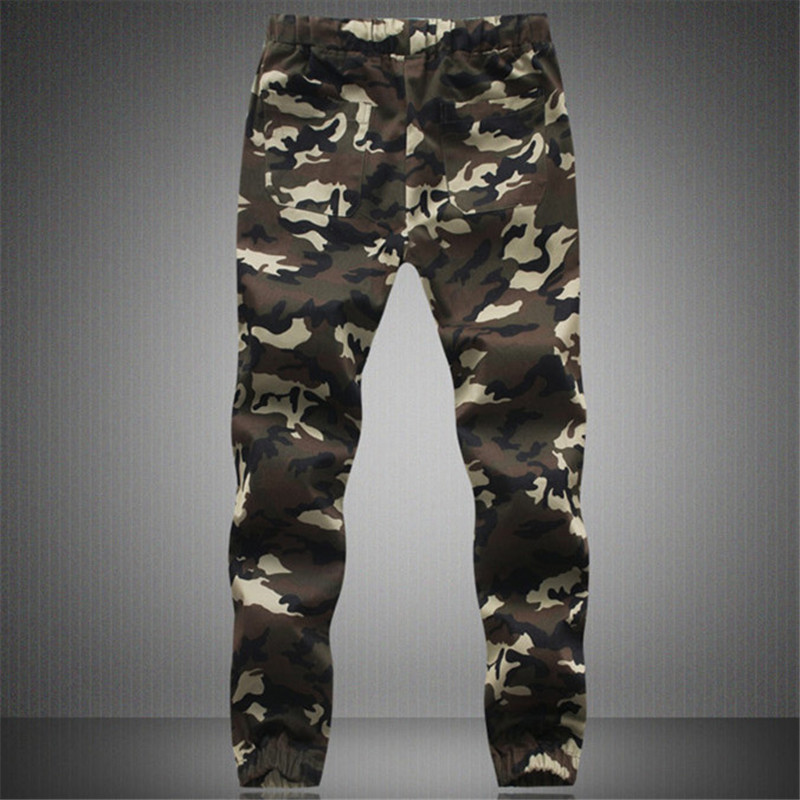 Casual Men Camouflage Pants Xpressebuy