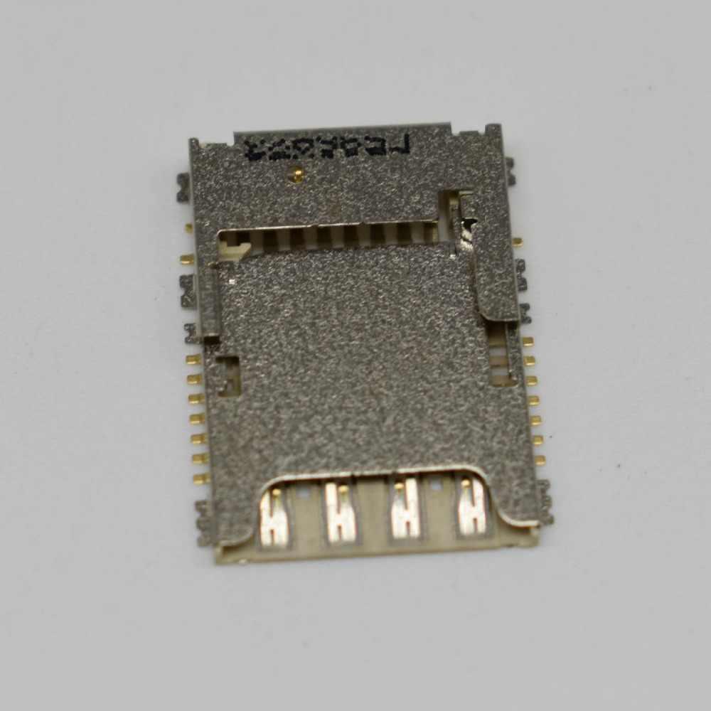 الأصلي جديد سيم قارئ لسامسونج غالاكسي الكبرى 2 G7106 G7102 G7108 سيم مايكرو SD الذاكرة TF بطاقة قارئ حامل